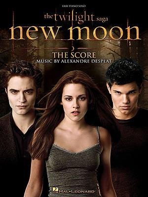 Twilight: New Moon   The Score: Easy Piano Solo