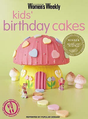 Kids Birthday Cakes By Susan Tomnay