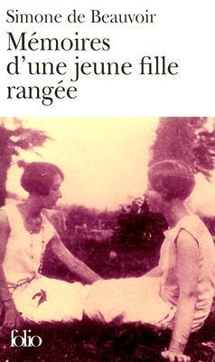 Mémoires d'une jeune fille rangée by Simone de Beauvoir