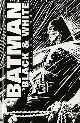 Batman Black and White Vol. 3