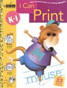 I Can Print by Golden Books