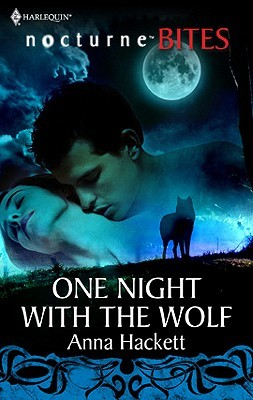 One Night with the Wolf by Anna Hackett