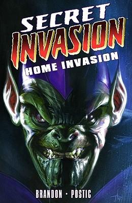 Secret Invasion by Ivan Brandon