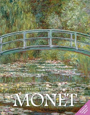 Monet: Includes 24 Framable Images