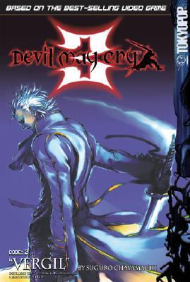 Code 2: Vergil (Devil May Cry 3, #2)