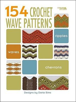 154 crochet wave patterns leisure arts 4312 by darla sims 154 crochet wave patterns leisure arts 4312 fandeluxe Images