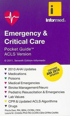 emergency critical care pocket guide acls version by paula derr rh goodreads com Critical Care Hospital Billing Em Critical Care Billing