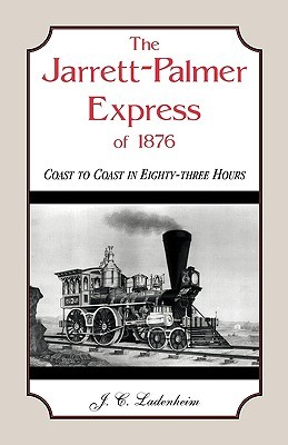 Image result for jarrett palmer express train
