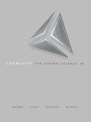 Chemistry: The Central Science [with Solutions Manual]