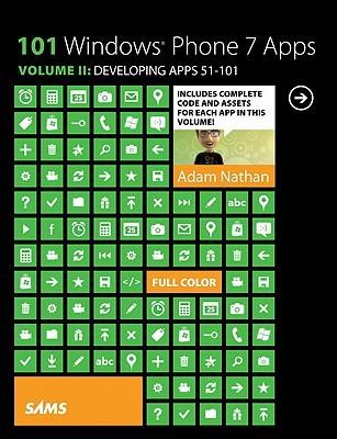 Descargar archivos de libros electrónicos móviles 101 Windows Phone 7 Apps, Volume II: Developing Apps 51-101