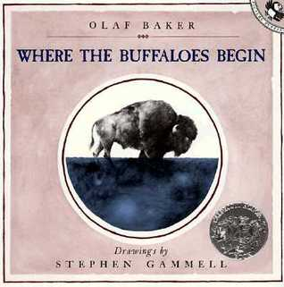 Where the Buffaloes Begin by Olaf Baker
