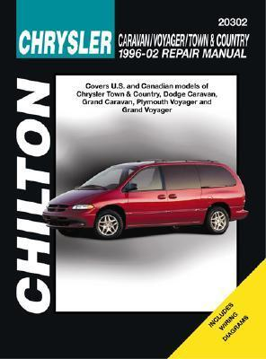 Chrysler Caravan, Voyager And Town & Country, Revised Edition:  1996 Through 2002