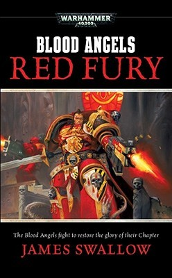 Red Fury by James Swallow