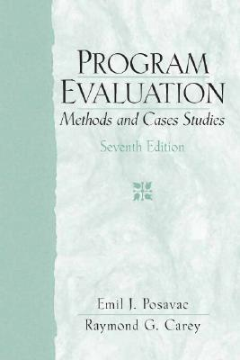 Program Evaluation  Methods and Case Studies   th     Tanya s Teaching  Learning and Sharing   blogger