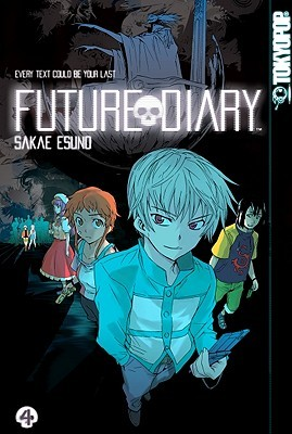 Popular Mirai Nikki Books Future Diary Volume 4