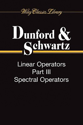 Linear Operators, 3-Volume Set