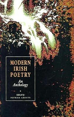 Modern Irish Poetry: An Anthology