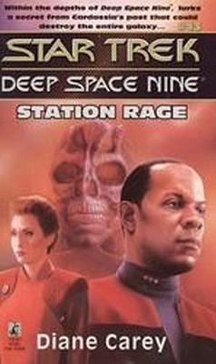 Station Rage by Diane Carey