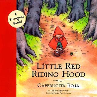 Little Red Riding Hood/Caperucita Roja by Pau Estrada