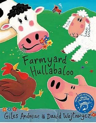Cock A Doodle Doo! Farmyard Hullabaloo! (Orchard Picturebooks)