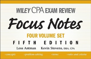 Wiley CPA Examination Review Set
