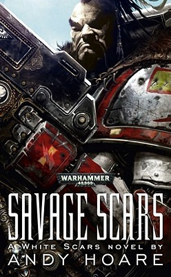Savage Scars by Andy Hoare