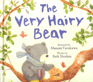 Download PDF The Very Hairy Bear.