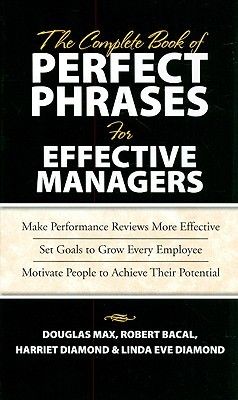 The Complete Book of Perfect Phrases Book for Effective Managers PDF Free Download