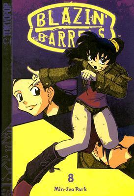 Blazin' Barrels Volume 8 (Blazin' Barrels (Graphic Novels))