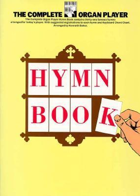 Complete Organ Player Hymn Book