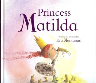 Princess Matilda by Eva Montanari