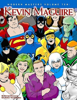 modern-masters-volume-10-kevin-maguire-kevin-maguire-v-10-modern-masters
