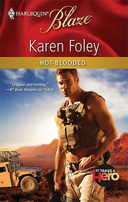 Hot-Blooded(It Takes A Hero 1)