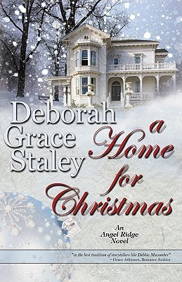 A Home For Christmas (Angel Ridge, #2)