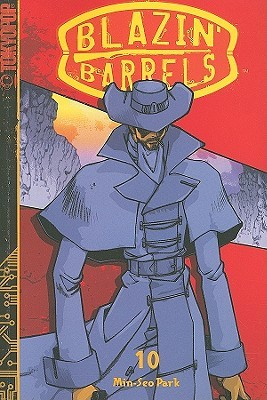 Blazin' Barrels Volume 10 (Blazin' Barrels (Graphic Novels))