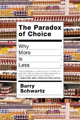 paradox of choice definition