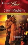 Hot Island Nights (Elizabeth and Violet #1)
