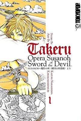 Takeru by Kazuki Nakashima