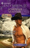 Genuine Cowboy (Sons of Troy Ledger, #2) (Harlequin Intrigue, #1249)