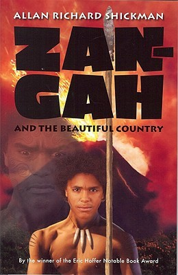 Zan-Gah and the Beautiful Country (Zan-Gah, #2)