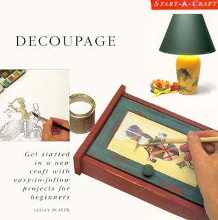 Start a Craft: Decoupage