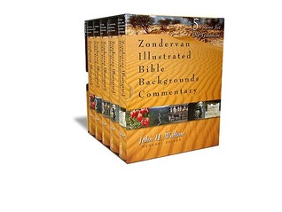 Zondervan Illustrated Bible Backgrounds Commentary Set: Old Testament(Zondervan Illustrated Bible Ba