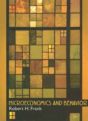 Microeconomics and Behavior