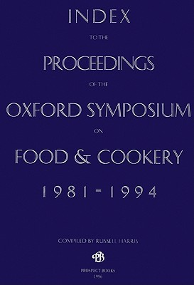 An Index to the Oxford Symposium 1