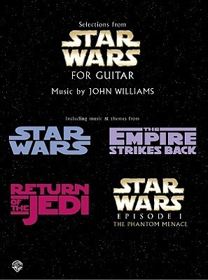 Selections from Star Wars for Guitar