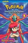 Pokémon: Diamond and Pearl Adventure!, Vol. 3