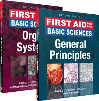 First Aid Basic Sciences: General Principle & Organ System [Value Pack]