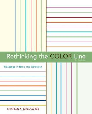 Rethinking The Color Line Pdf