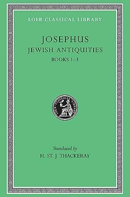 Jewish Antiquities by Flavius Josephus