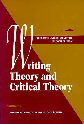Writing Theory and Critical Theory